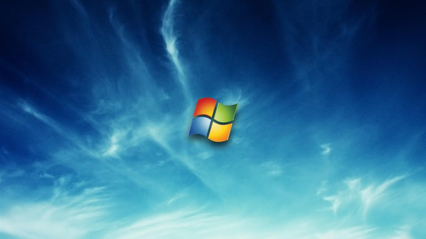official version windows7 wallpaper #25 - 1366x768 wallpaper