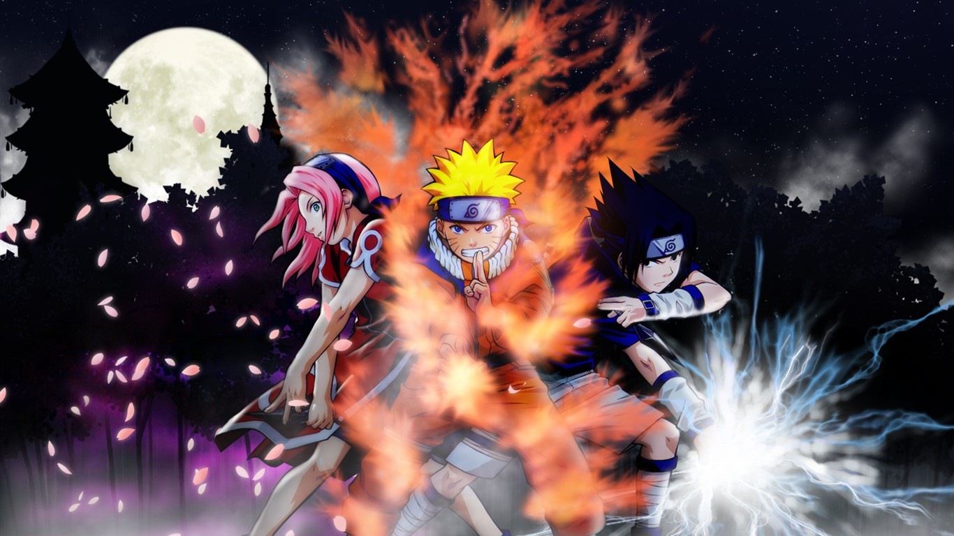 Naruto wallpapers album (1) #13 - 1366x768 Wallpaper ...