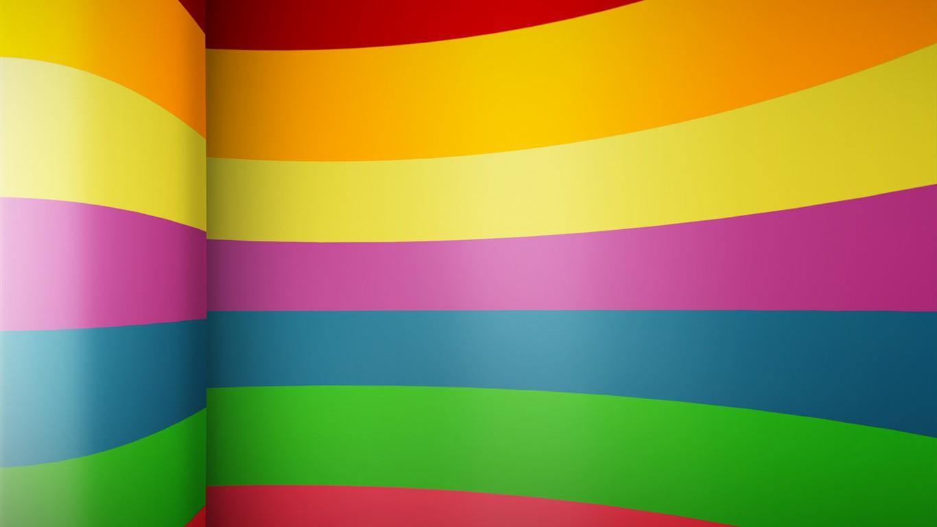 Non mainstream design wallpaper 2 31 1366x768 for Wallpaper design images