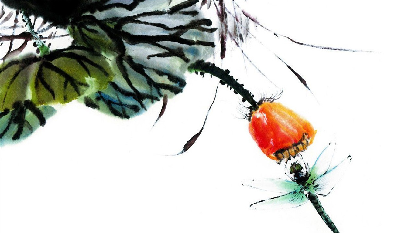 chinese painting wallpapers android - photo #6