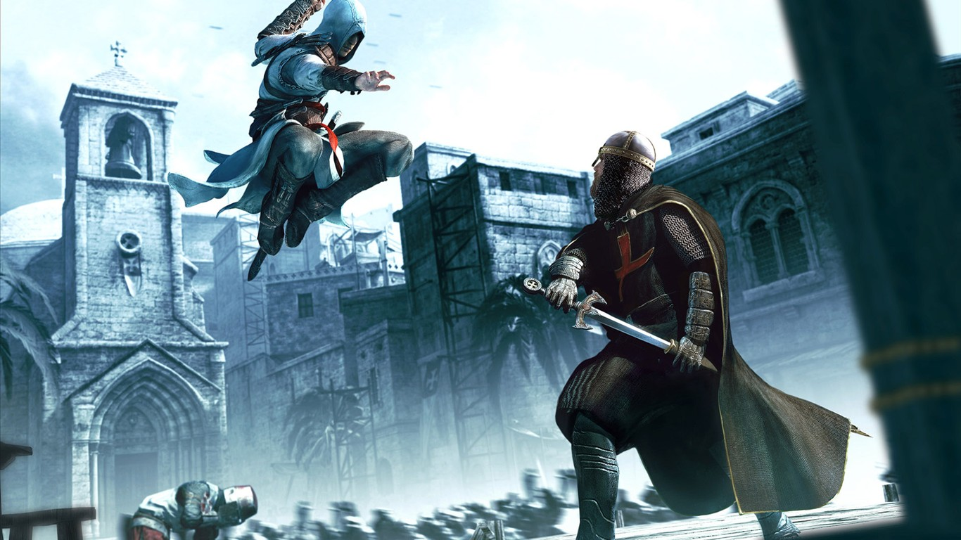 Assassins Creed HD Game Wallpaper 2