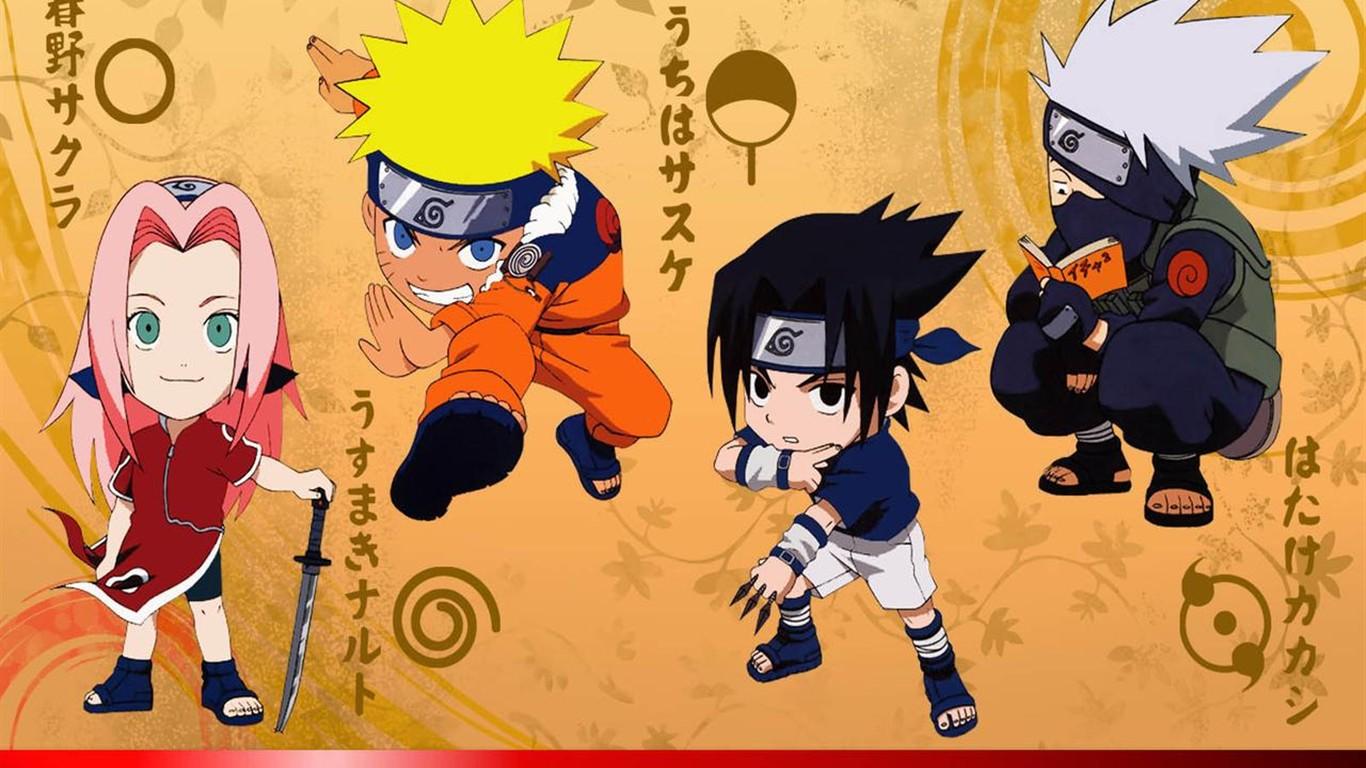 Naruto wallpapers album (3) #26 - 1366x768.