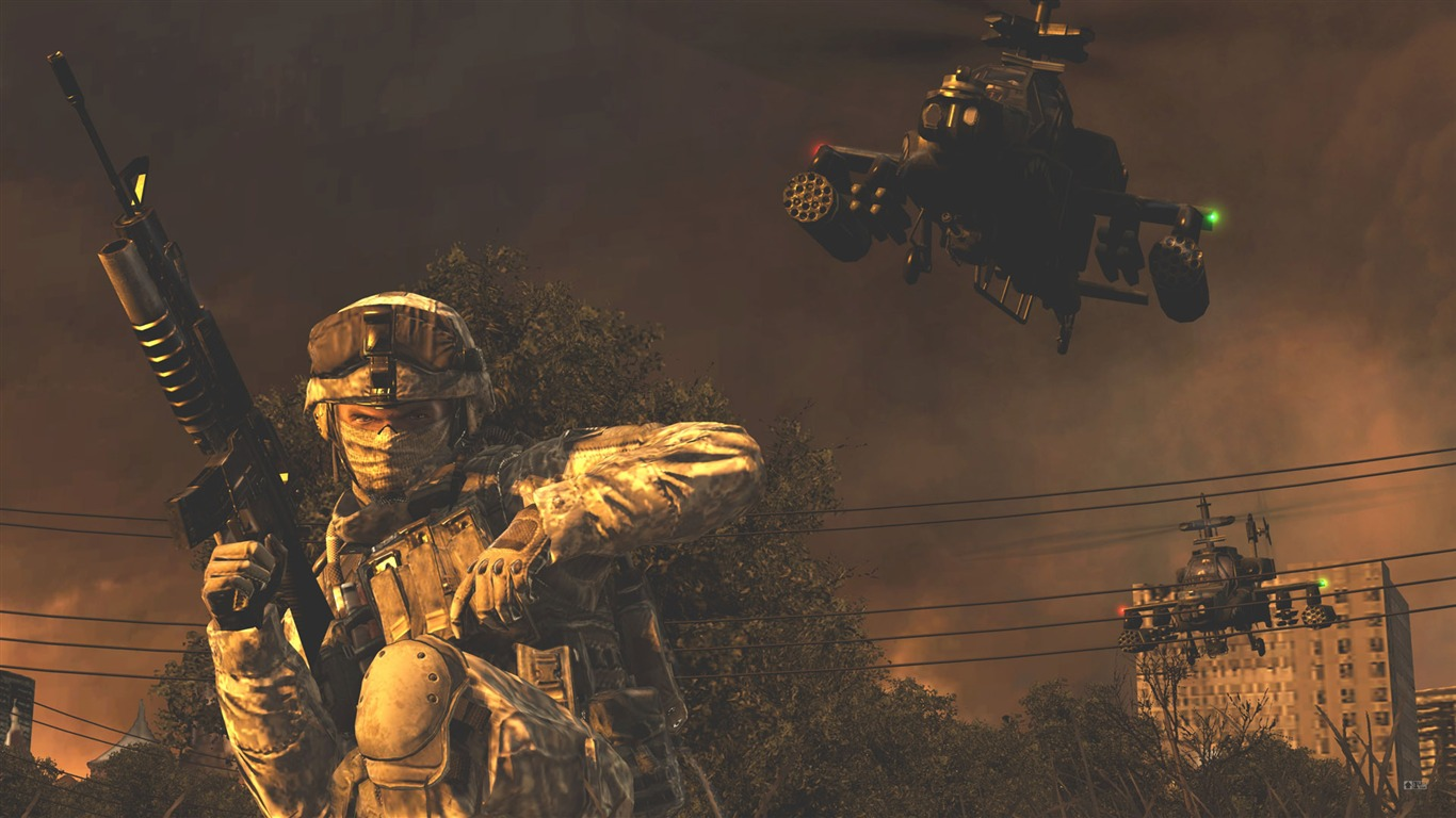 Call of Duty: Modern Warfare 3 Wallpapers, fond d'écran, photos en ...
