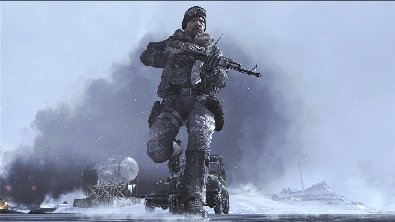 Call Of Duty 6: Modern Warfare 2 HD Wallpaper #34