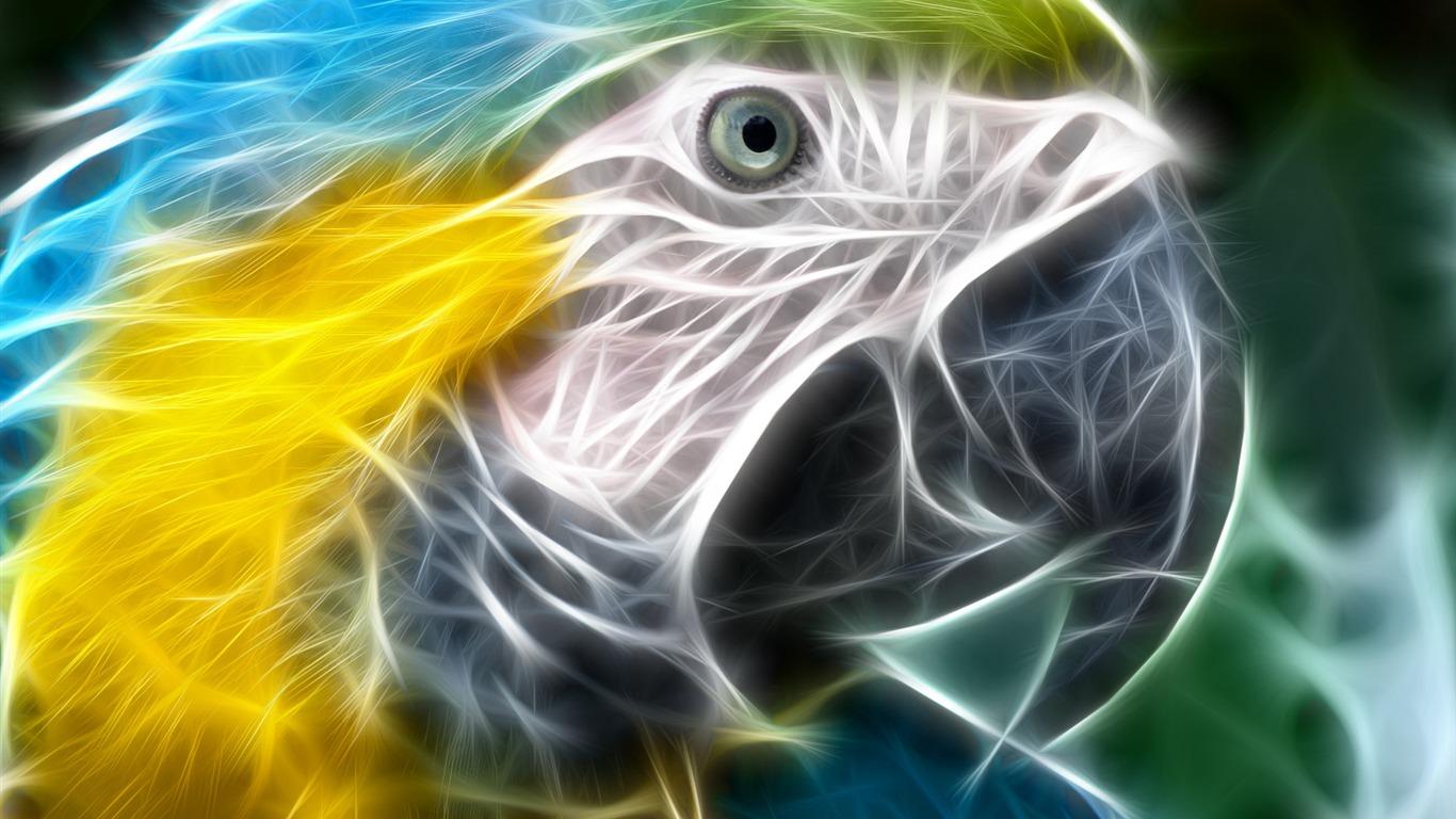 Cool Animal Wallpaper Light 11