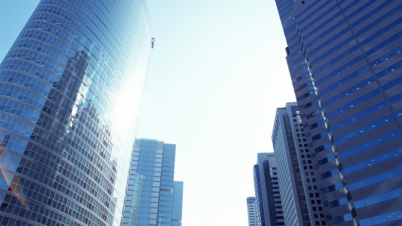De Gran Altura Fondos De Escritorio De Edificios (1) #1