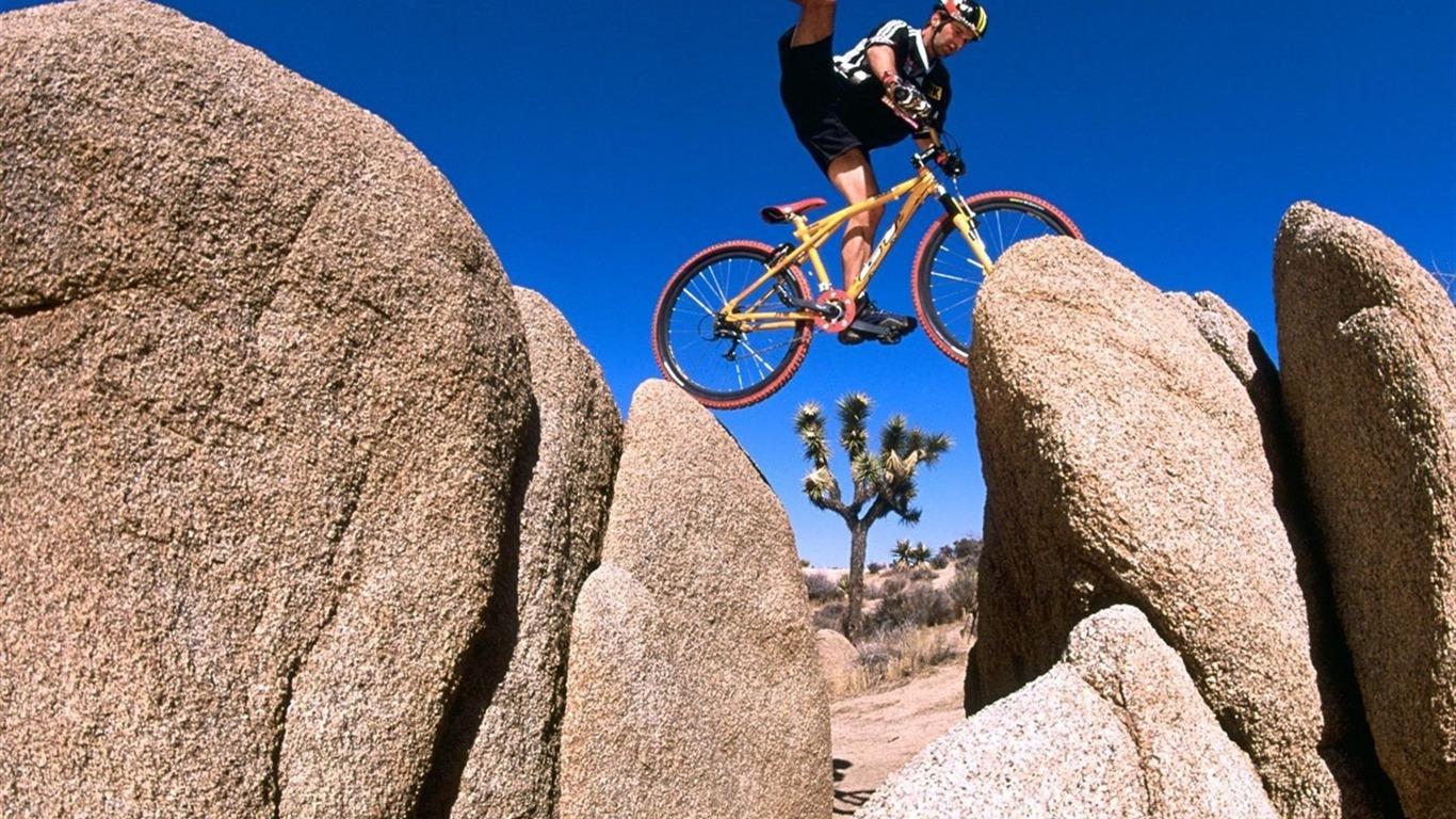 mountain bike wallpaper 3 1366x768 wallpaper download