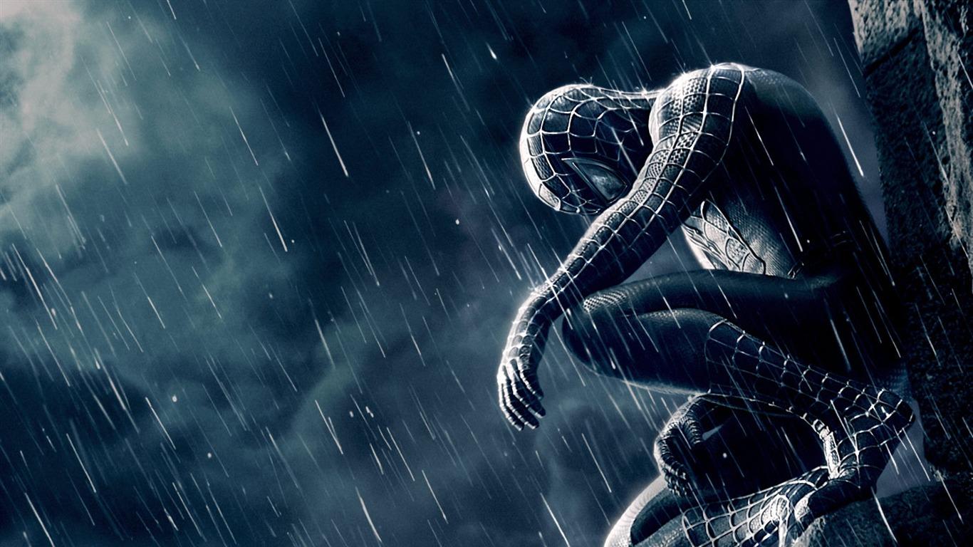 SpiderMan 3 wallpaper #4 - 1366x768.