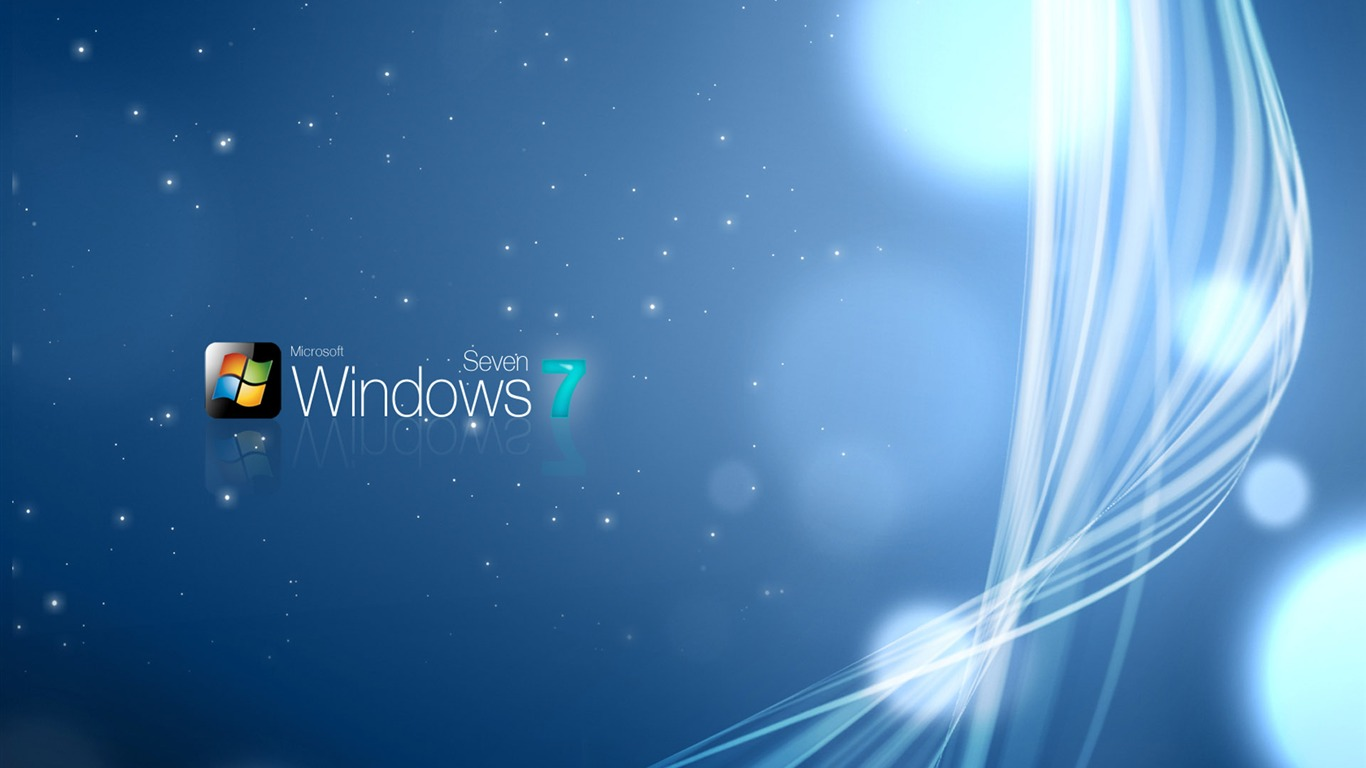 Windows7 Theme Wallpaper 2 7 1366x768 Wallpaper