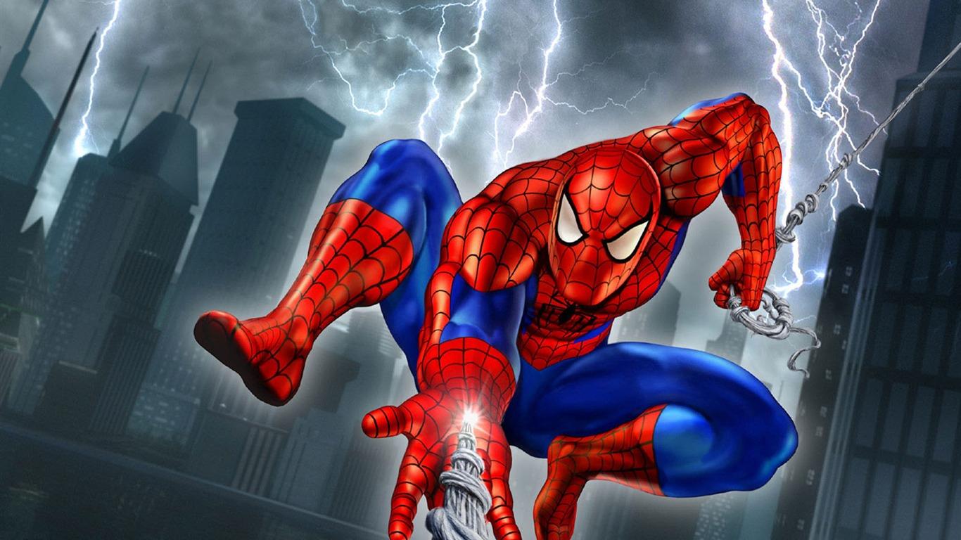 spider-man 2 wallpaper #7 - 1366x768 wallpaper download - spider-man