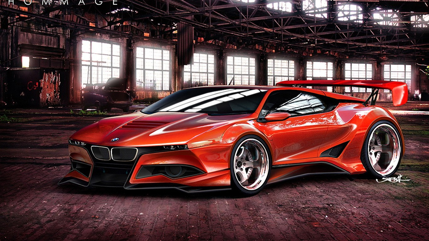 Sports Car Wallpapers 1366x768