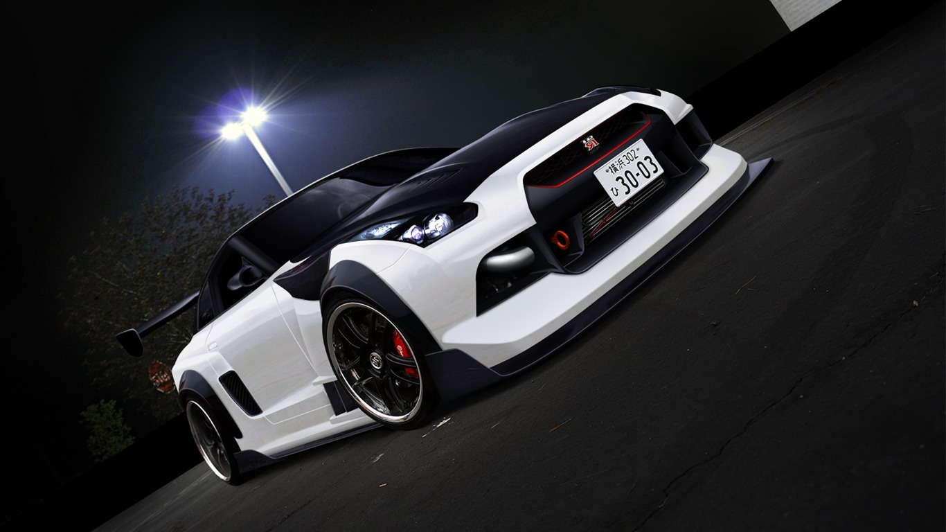 Perfect Sports Car Wallpaper #19   1366x768.