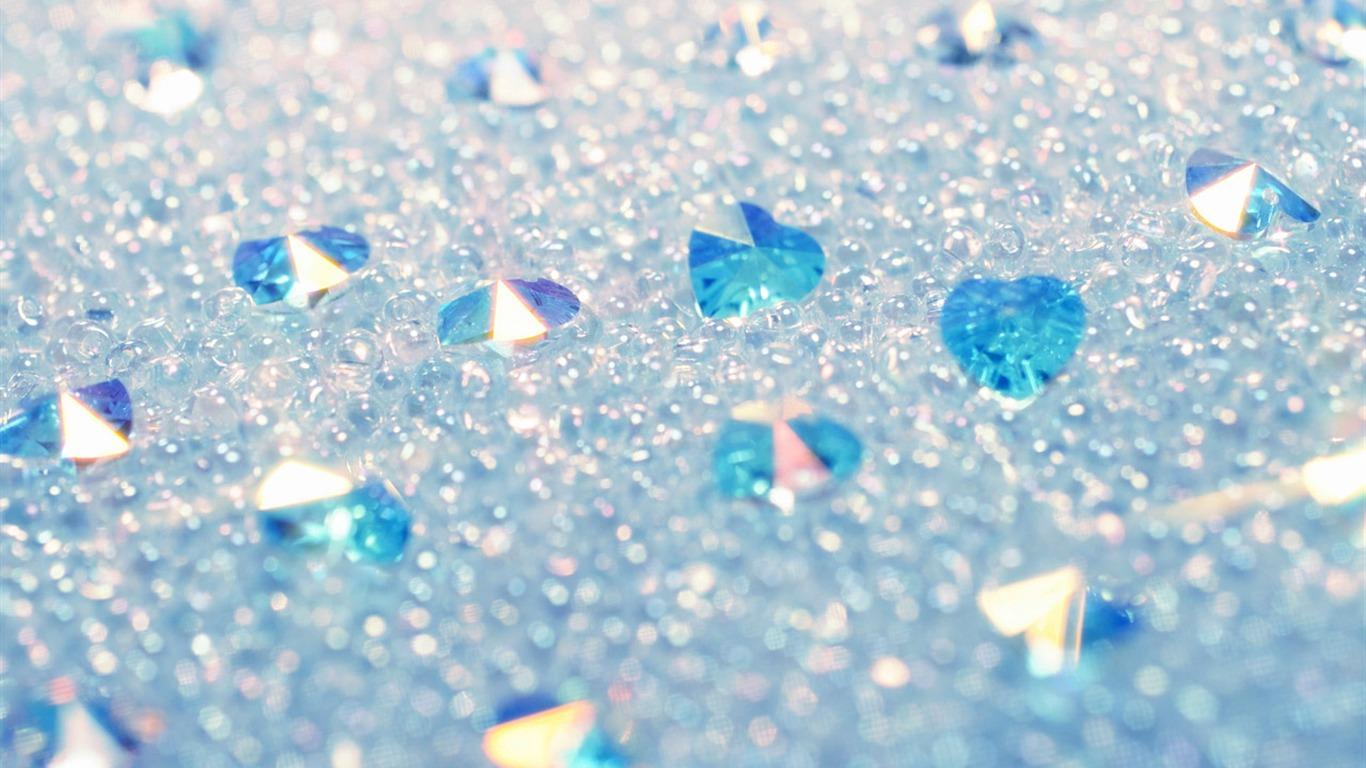 Crystal Wallpaper For Walls: Bright Crystal Wallpaper Album (2) #13