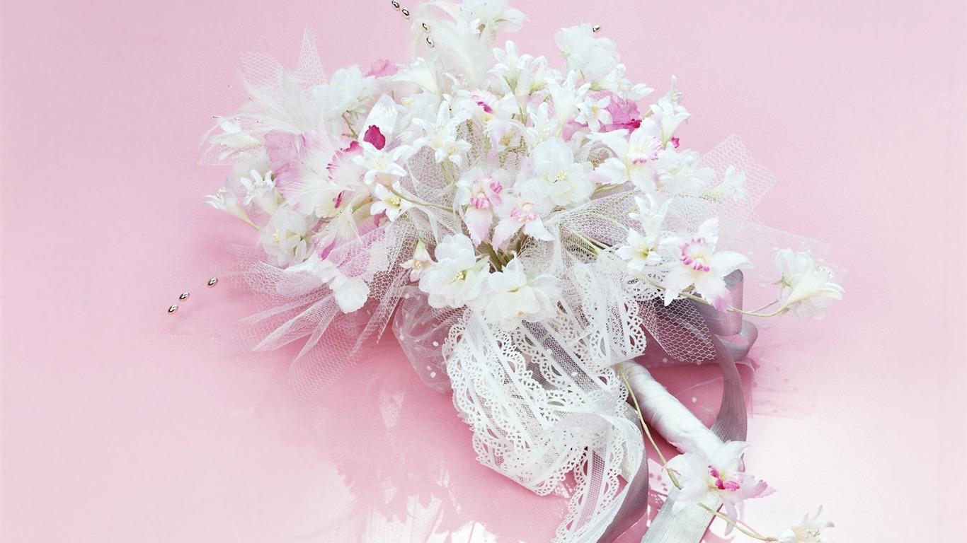 婚庆壁纸_婚庆鲜花物品壁纸(二)20 - 1366x768