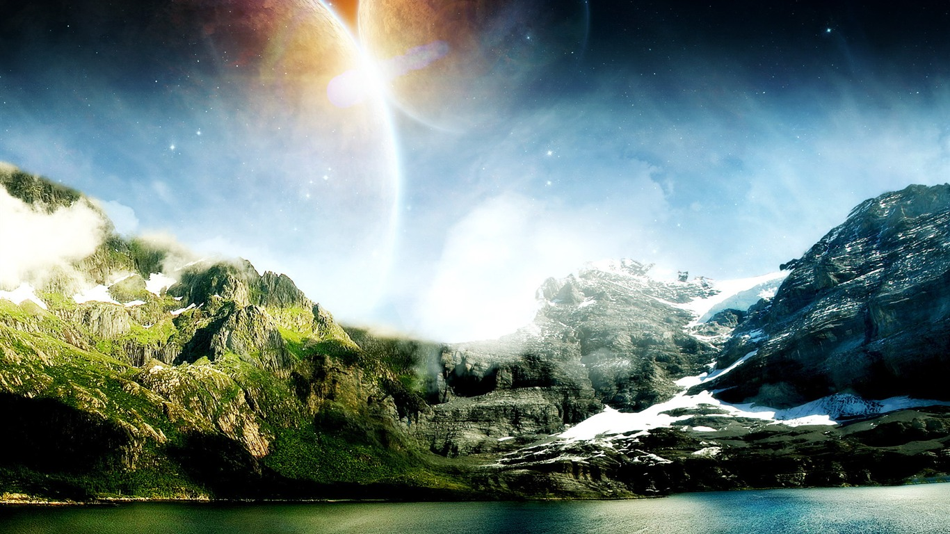 HD Widescreen Landscape Wallpapers #27 - 1366x768 ...