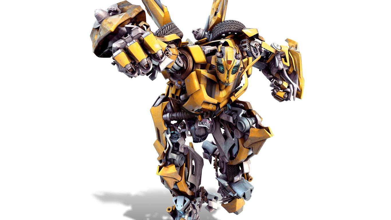 Transformers 2 fonds d 39 cran hd style 1 1 1366x768 for Fond decran style
