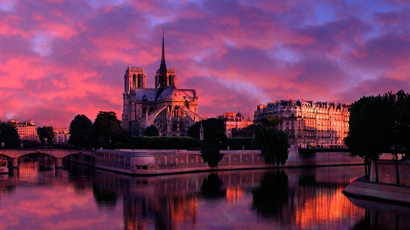 フランスでの壁紙世界の風景 #6 - 1366x768    フランスでの壁紙世界の風景