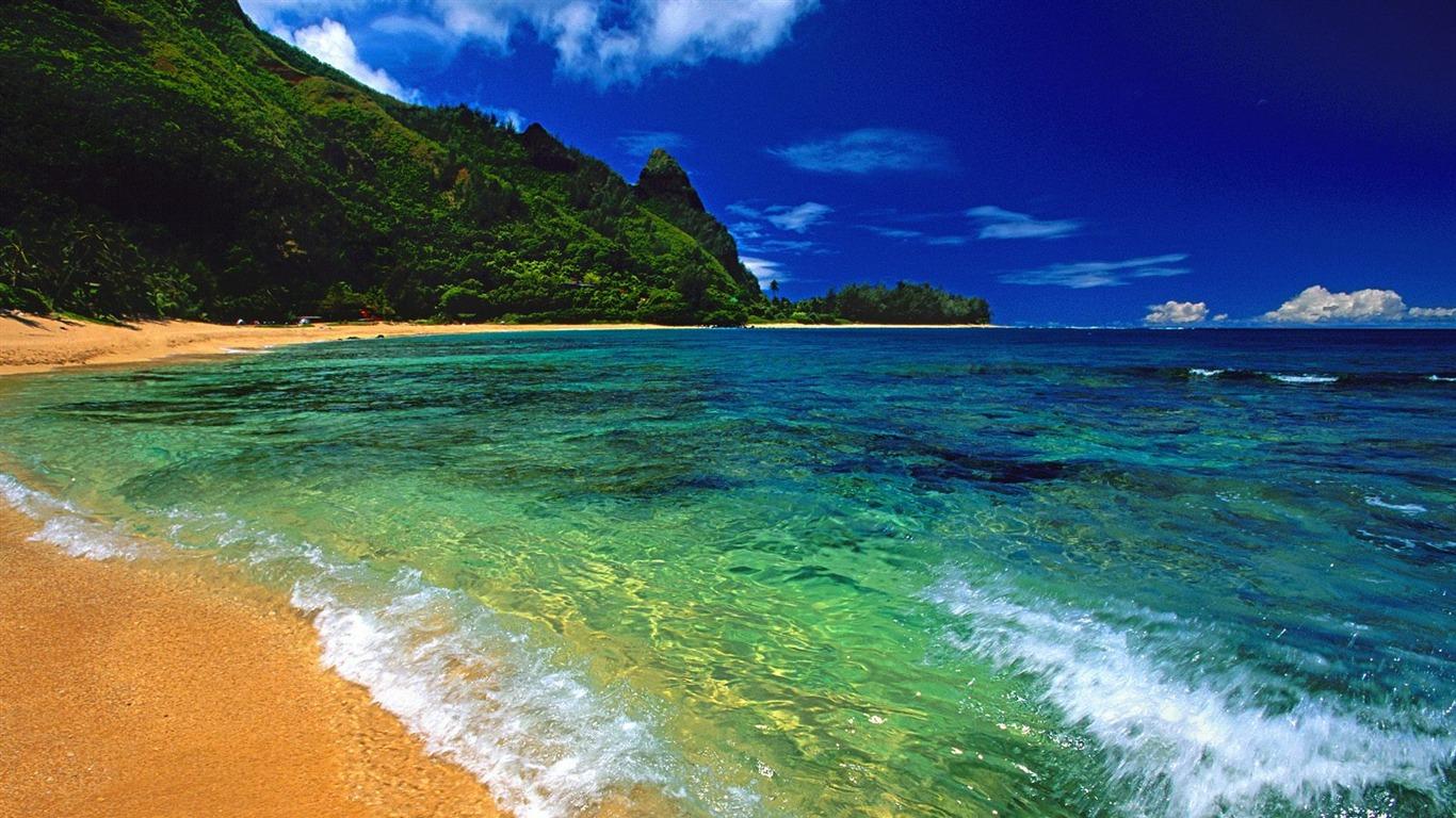 ハワイの壁紙の美しい風景 33 1366x768 壁紙ダウンロード ハワイの壁紙の美しい風景 風景 壁紙 V3の壁紙
