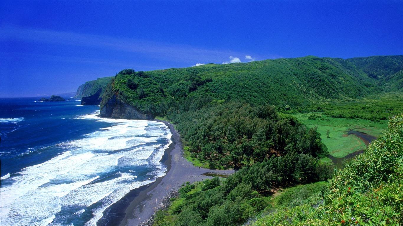 夏威夷风光精美壁纸36 - 1366x768
