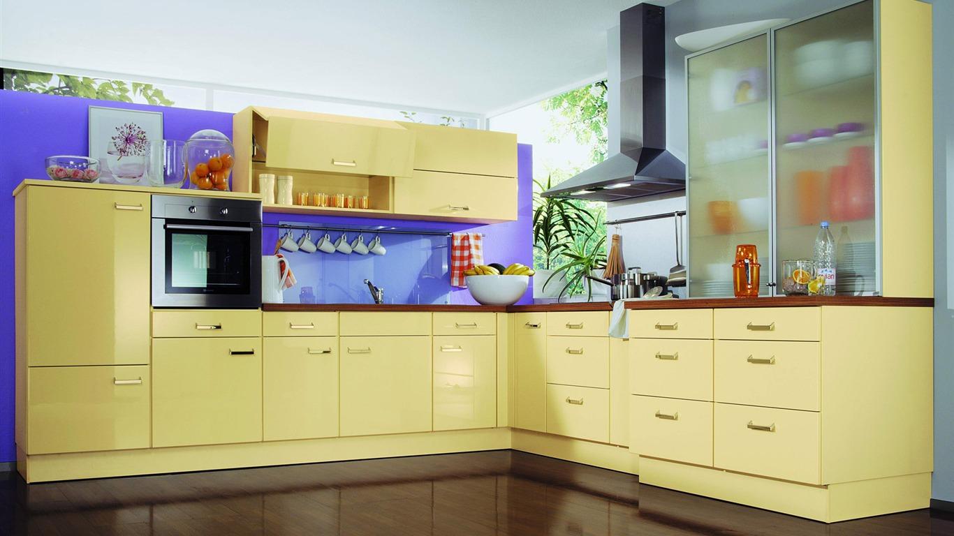 Fondo de pantalla de fotos cocina 3 8 1366x768 fondos - Television para cocina ...