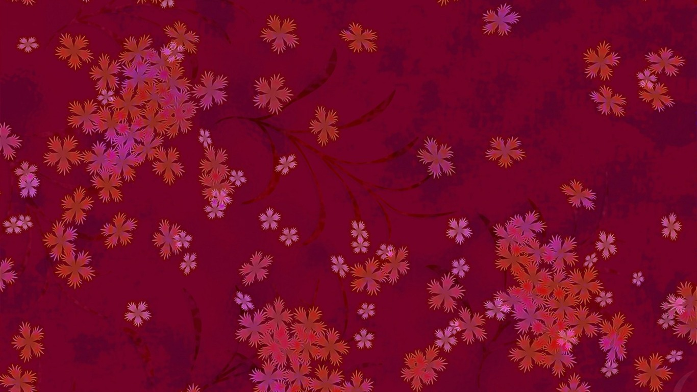 Japan style wallpaper pattern and color 19 1366x768 for Wallpaper styles and colors