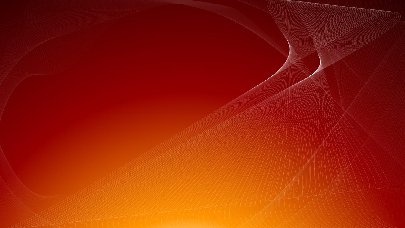Цветной фон обои вектор 2 14 1366x768