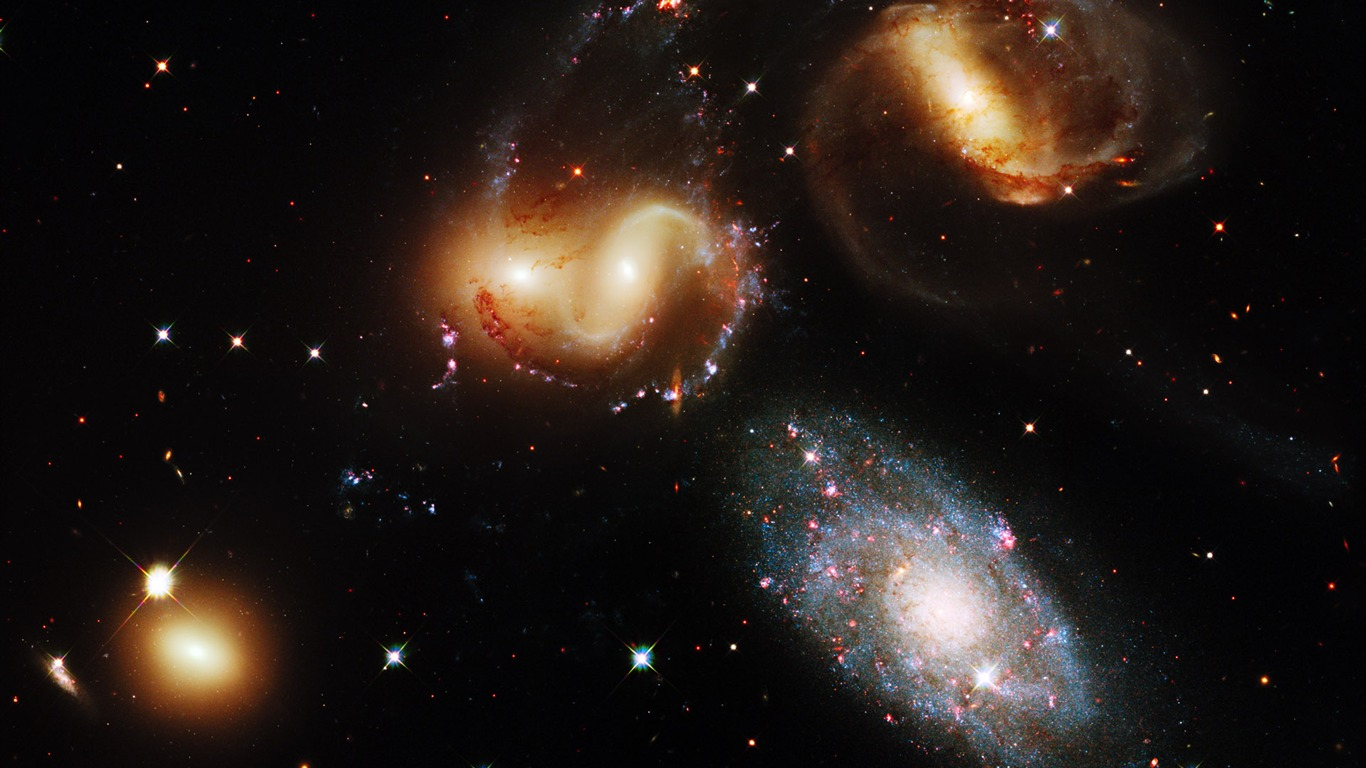 1366X768 Hubble Wallpapers - Pics about space