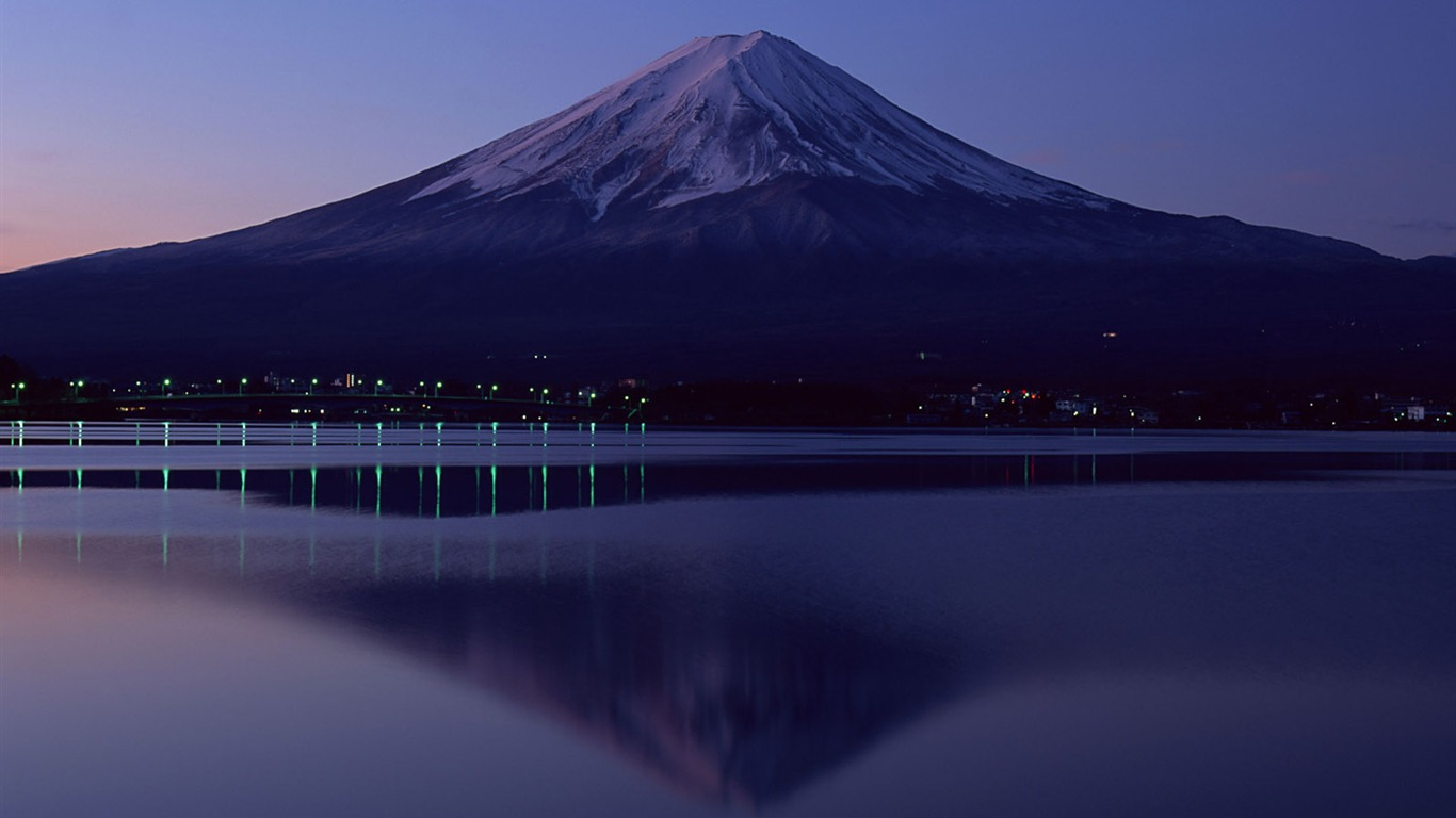 富士山 日本の壁紙 2 11 1366x768 壁紙ダウンロード 富士山 日本の壁紙 2 風景 壁紙 V3の壁紙