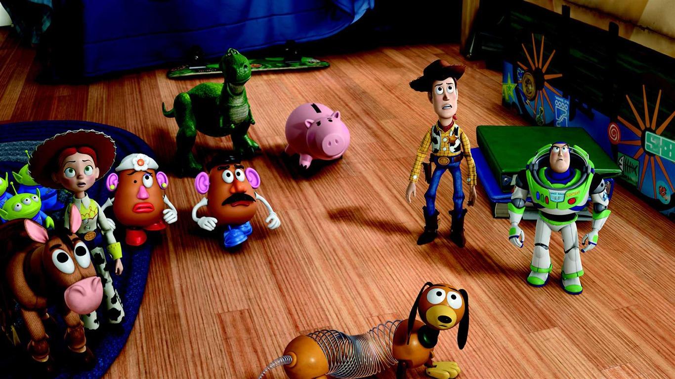 Toy Story 3 Hd Wallpaper 21 1366x768 Wallpaper Download