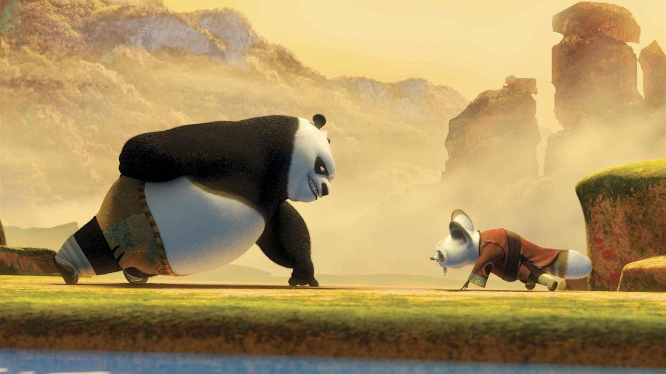 Kung fu panda hd wallpaper 14 1366x768 fond d 39 cran - Kung fu panda 3 telecharger ...