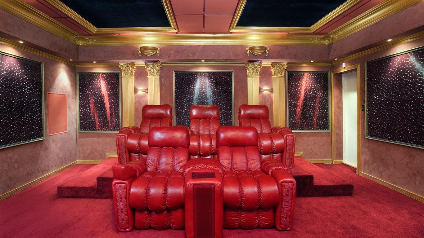 Fondo de pantalla de cine en casa (1) #6 - 1366x768 Fondos de ...