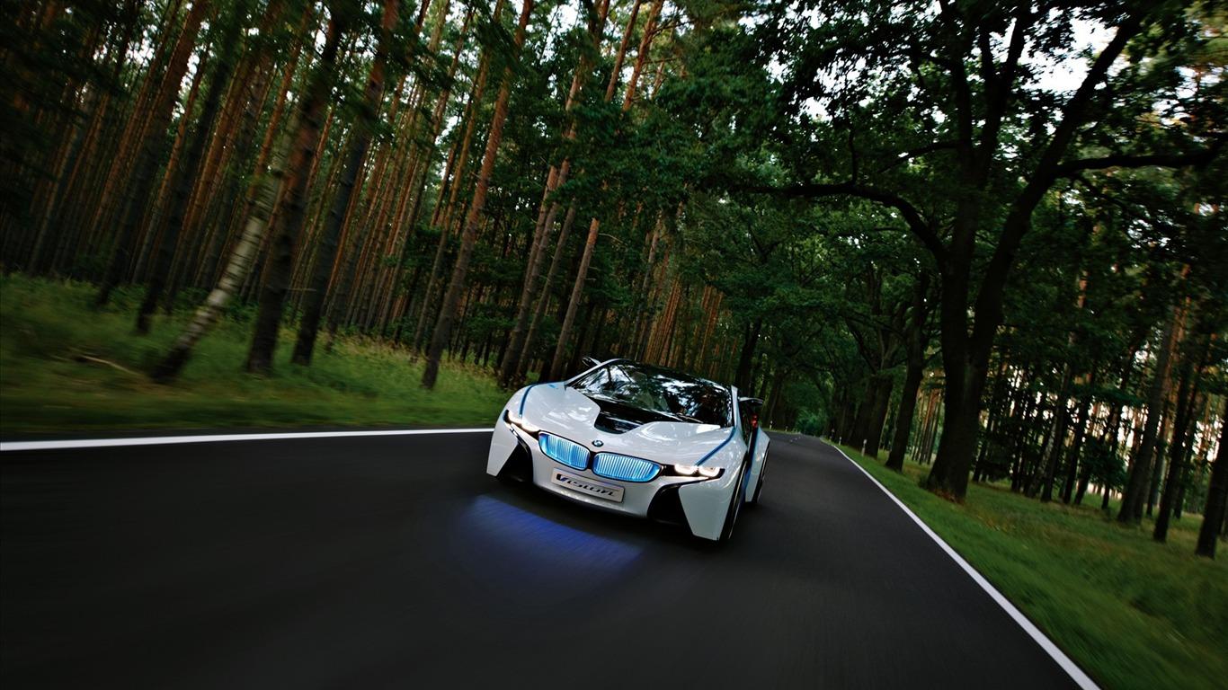 Bmw concept car wallpaper 2 15 1366x768 wallpaper - Bmw cars wallpapers hd free download ...