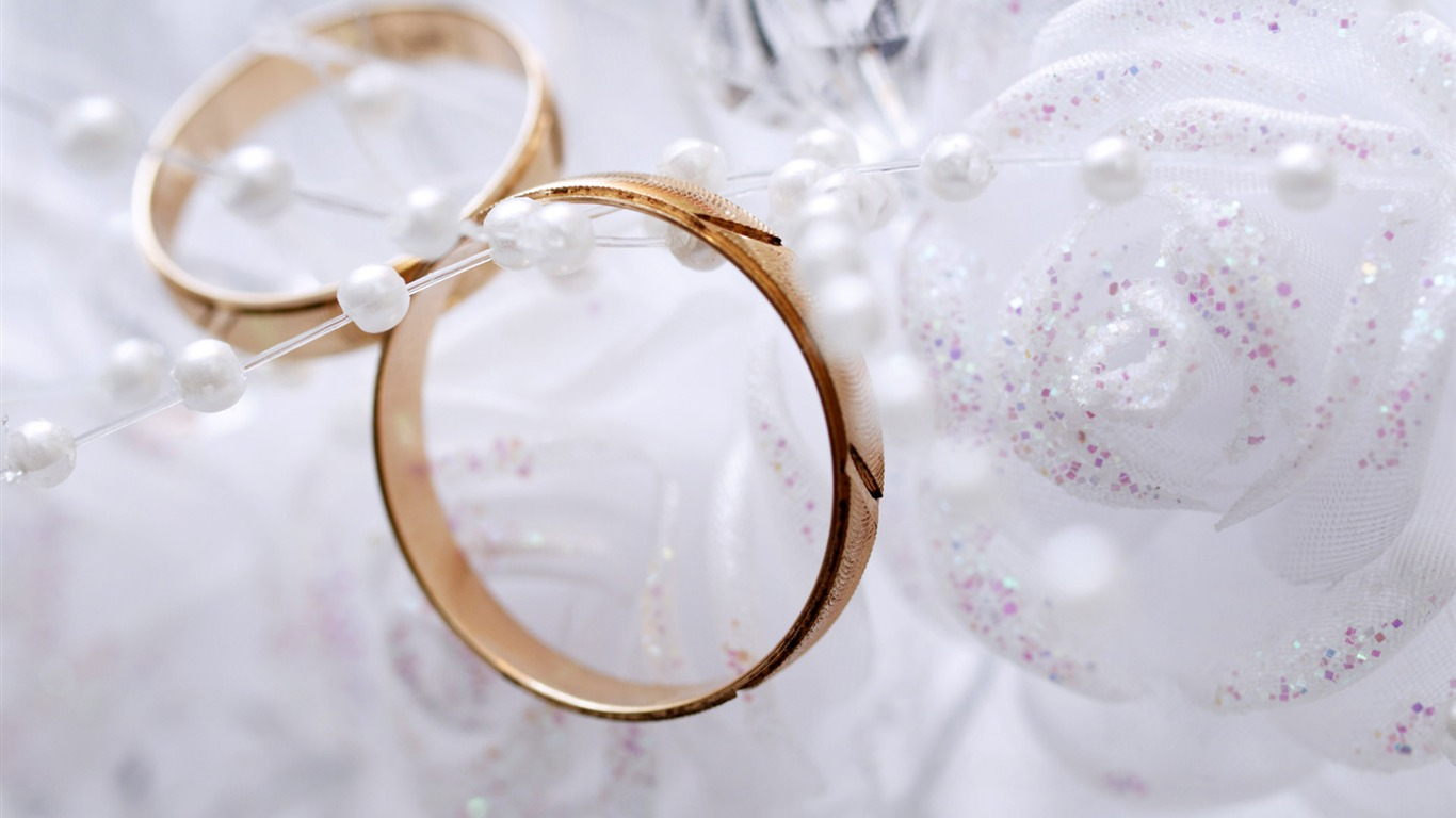 Свадьба кольца обои на рабочий стол