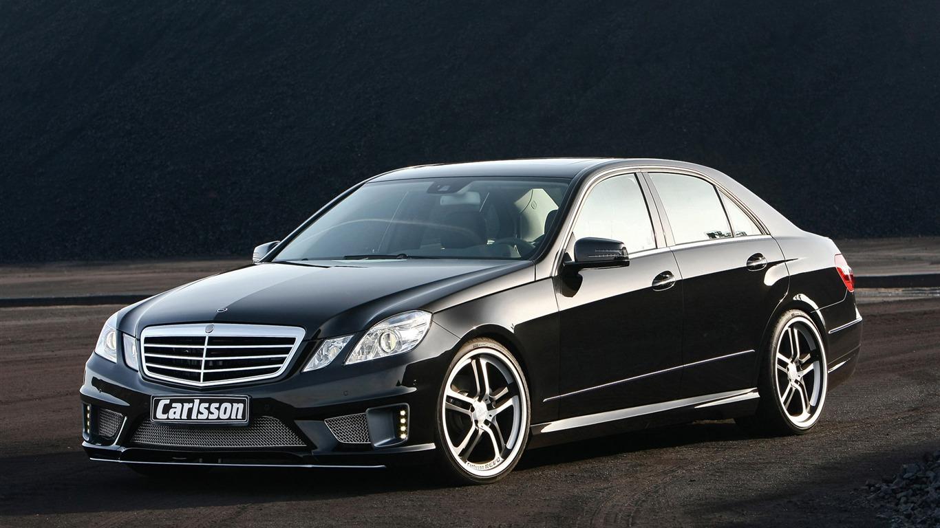 Carlsson Mercedes Benz E Class W212 Hd Wallpaper 14 1366x768