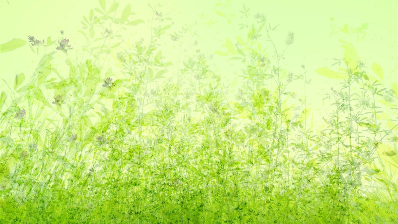 Verde Y Fondos Naturales 4 11 1366x768 Descripcion Verde Y Fondos