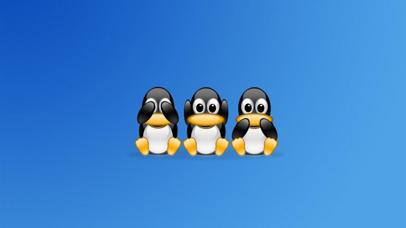 Linux wallpaper (3) #12 - 1366x768.