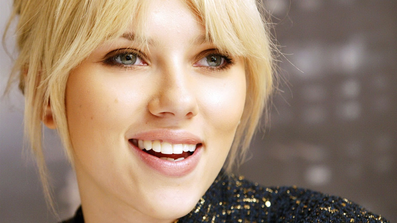Scarlett Johansson Beautiful Wallpaper 2 13