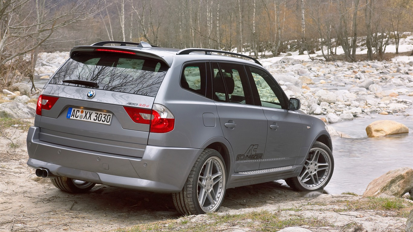 ac schnitzer bmw x3 e83 hd wallpaper 2 1366x768 wallpaper download ac schnitzer bmw x3 e83. Black Bedroom Furniture Sets. Home Design Ideas