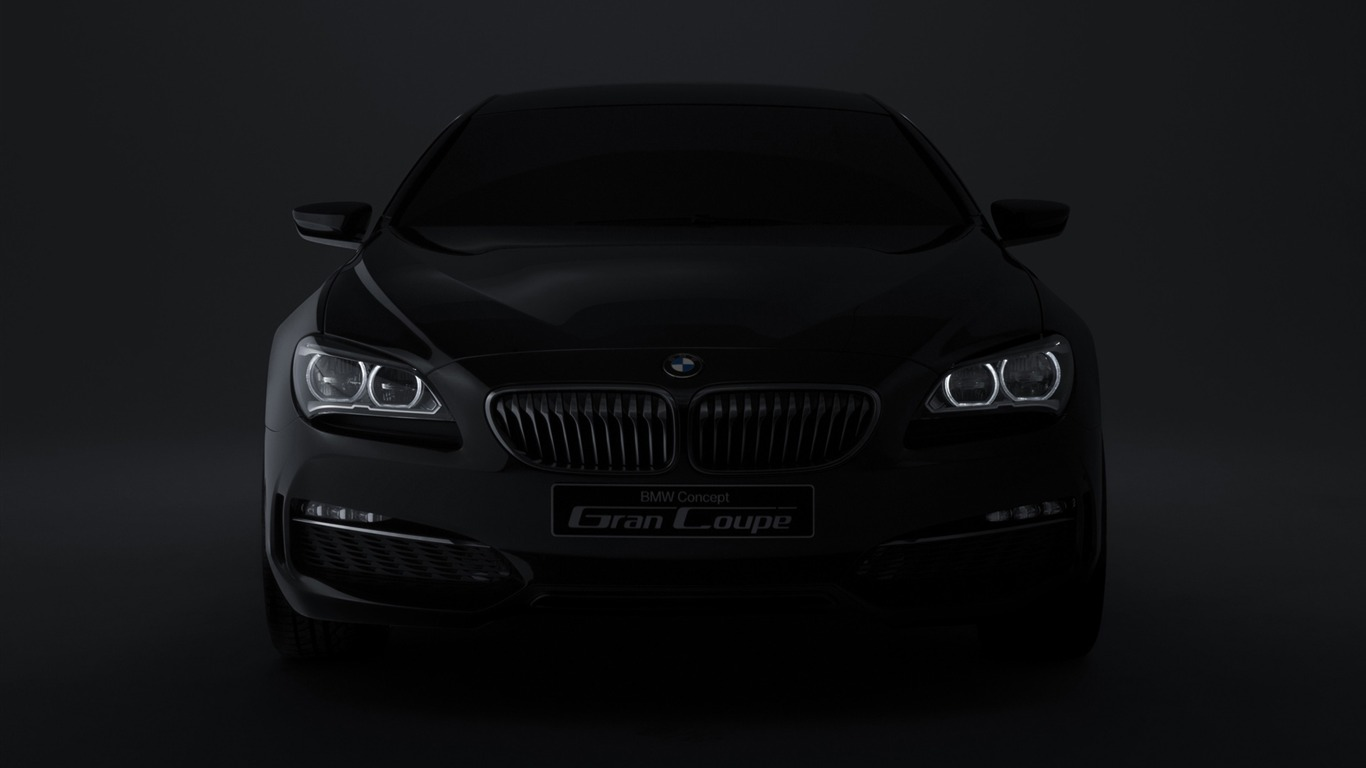 BMW Concept Gran Coupe - 2010 HD wallpaper #5 - 1366x768 Wallpaper ...