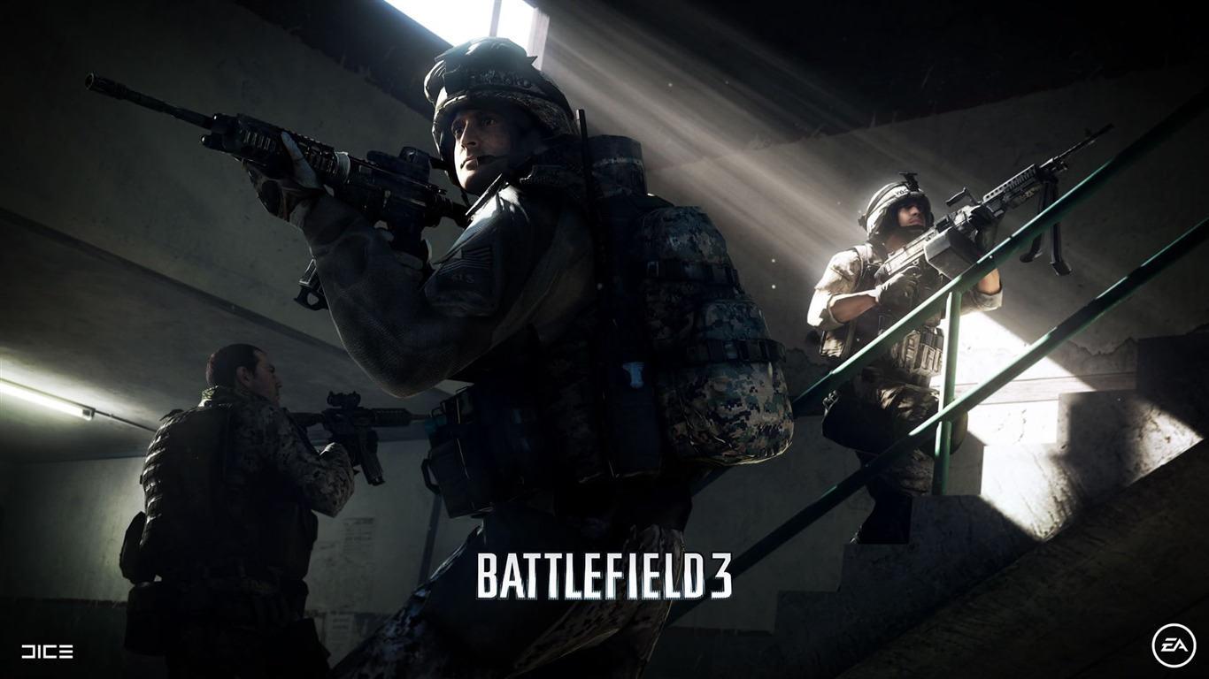 Battlefield 3 wallpapers #3 - 1366x768 Wallpaper Download ...