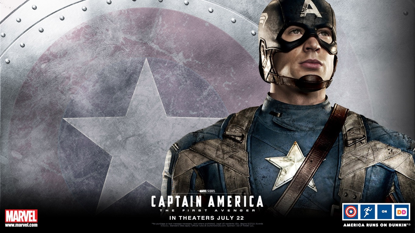 Captain America: The First Avenger HD wallpapers #5