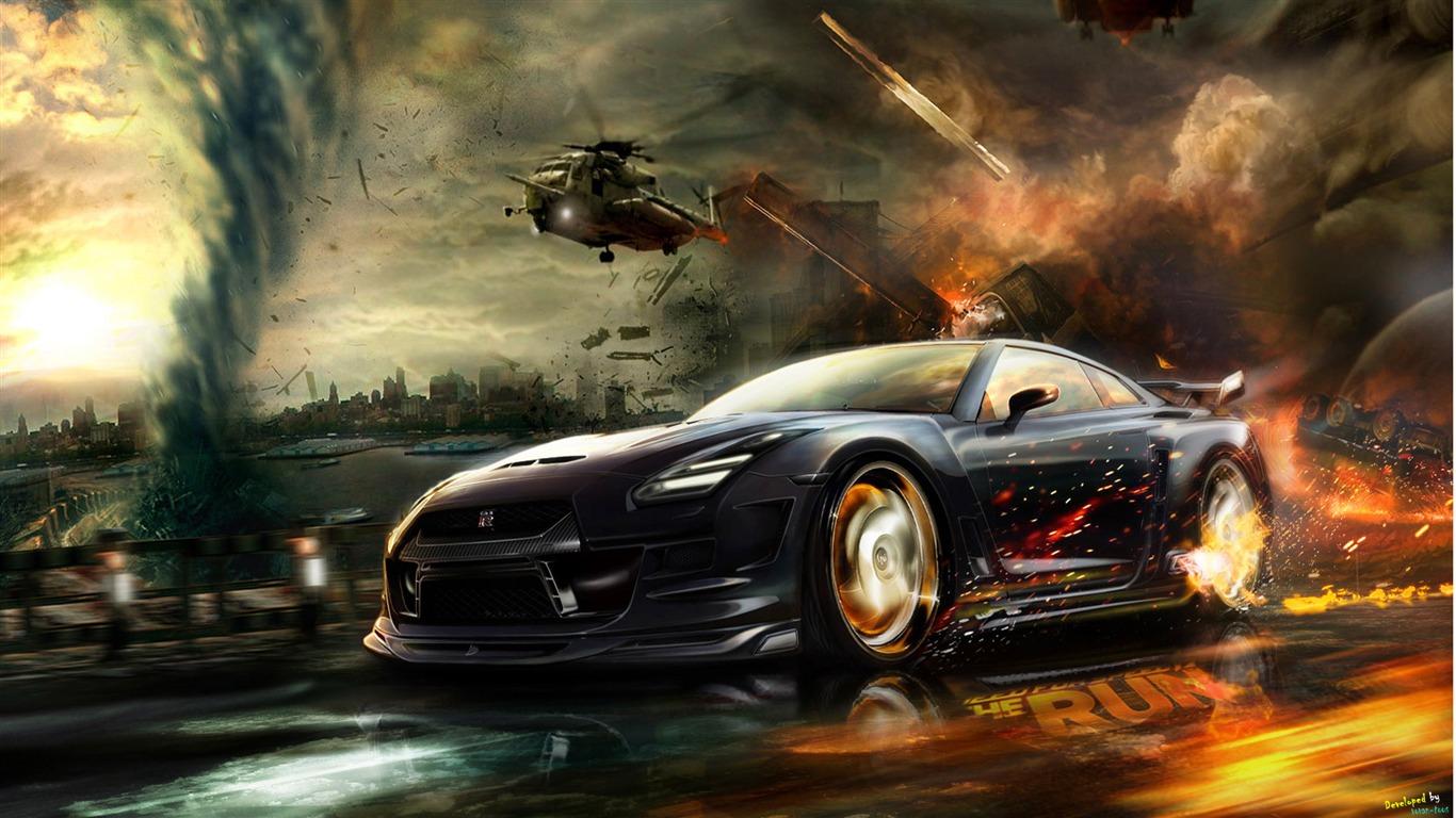Need For Speed: Los Fondos De Pantalla Ejecutar HD #2