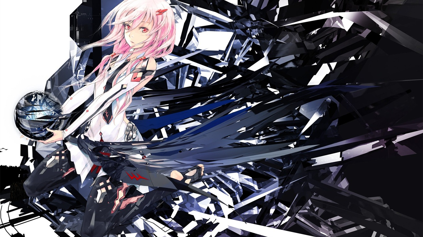 guilty crown hd wallpapers #5 - 1366x768 wallpaper download - guilty