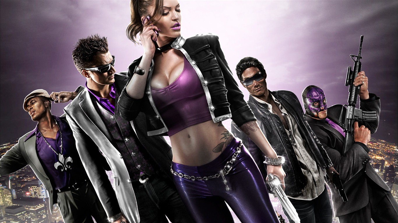 Saints Row: The Third HD Wallpapers #9