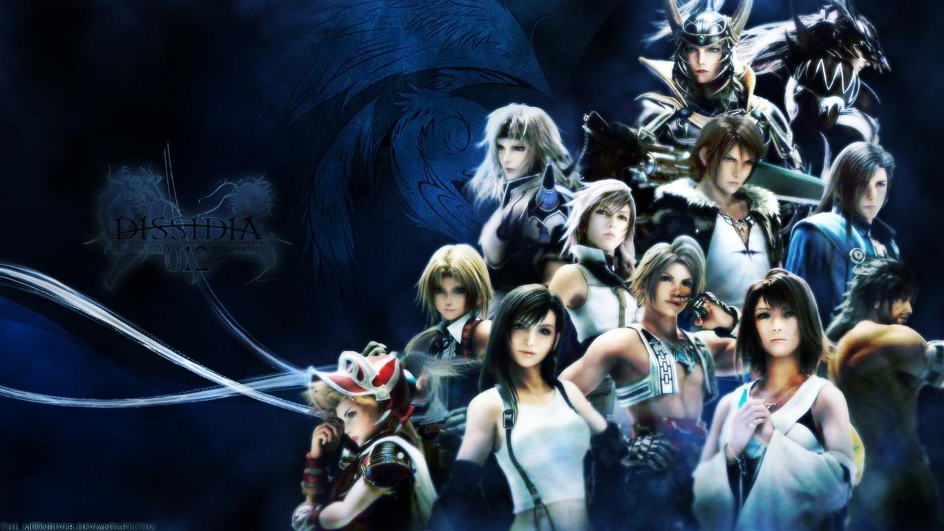Dissidia 012 Duodecim Final Fantasy HD Wallpapers 4