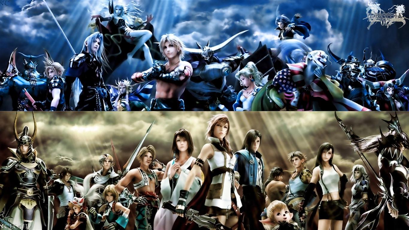 Dissidia 012 Duodecim Final Fantasy HD Wallpapers 5
