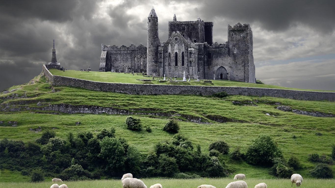 壁纸下载   上一张 下一张 图片描述:windows 7 壁纸:欧洲的城堡12图片