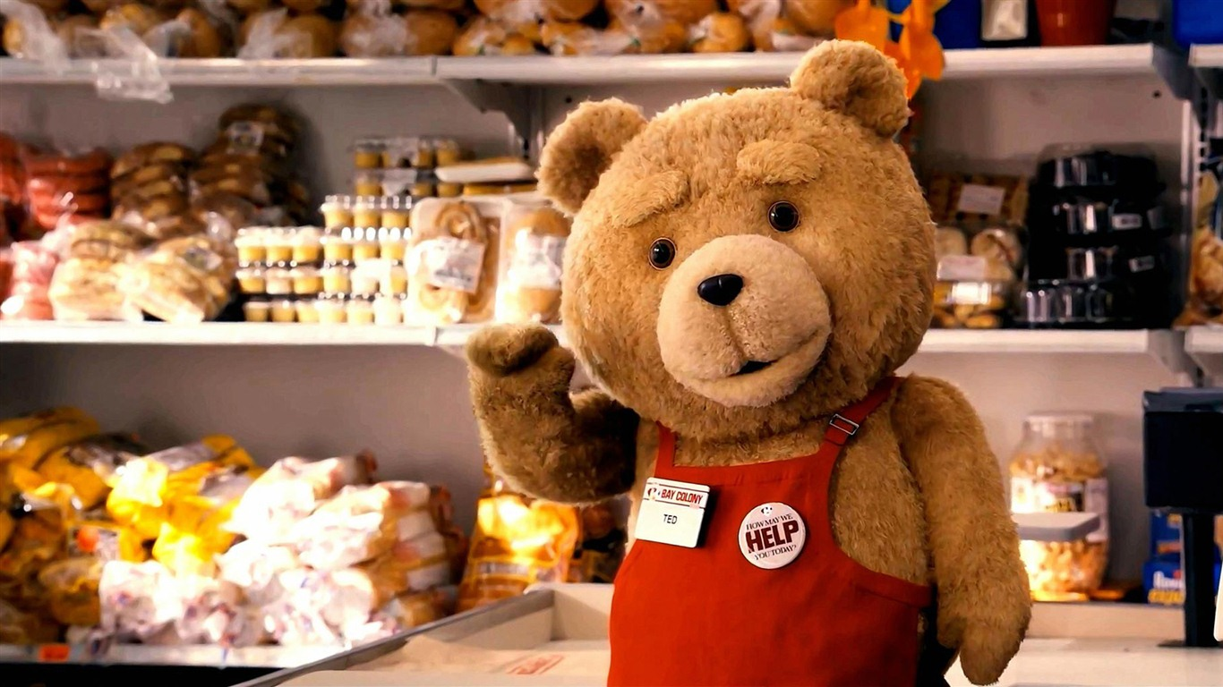 ted 2012 hd movie wallpapers #18 - 1366x768 wallpaper download - ted