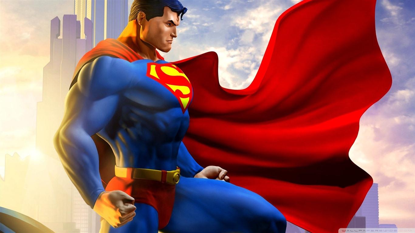 Superman Man Of Steel Hd Wallpapers 6 1366x768 Wallpaper