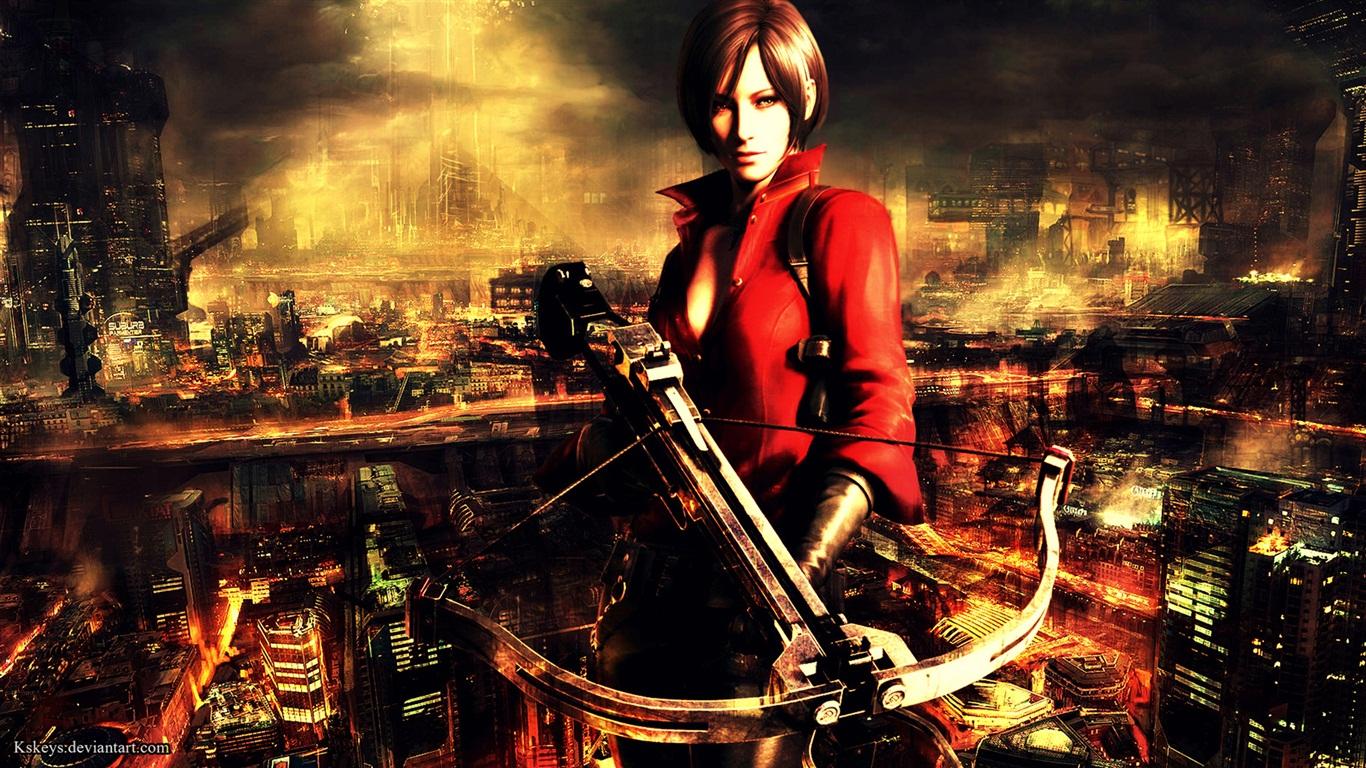 Resident Evil 7 Hd Wallpaper: Resident Evil 6 HD Game Wallpapers #7